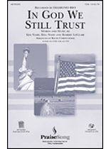 Diamond Rio - In God We Still Trust - Music Book