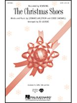 NewSong - The Christmas Shoes - SATB - Music Book