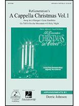 ReGeneration - Regeneration's a Cappella Christmas Vol. 1 - Music Book