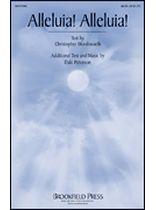 Dale Peterson - Alleluia! Alleluia! - SATB - Music Book