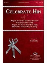 Michael Card - Celebrate Him - SATB - Music Book