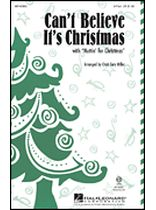 VeggieTales - Can't Believe It's Christmas - (With Nuttin' for Christmas) - Music Book