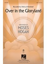 Over In the Gloryland - SATB - Music Book