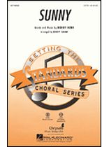 Bobby Hebb - Sunny - Music Book