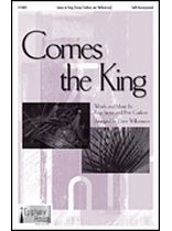 Comes the King - SATB - Music Book
