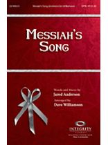 Jared Anderson - Messiah's Song - SATB - Music Book