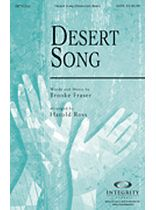Brooke Fraser - Desert Song - Music Book
