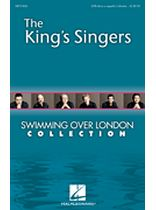 Swimming Over London - Music Book
