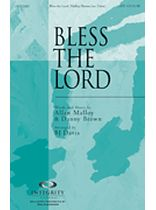 Bless the Lord - Music Book