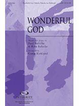 Wonderful God - Music Book