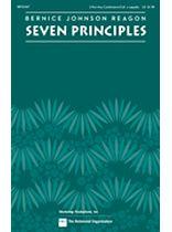 Bernice Johnson Reagon - Seven Principles - Music Book