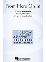 The Klezmatics - From Here On In - SATB Chorus and Solo - Music Book