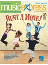 Phineas & Ferb - Bust a Move Vol. 11 No. 6 - May/June 2011 - Music Book