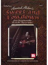 Howard Alden - Sweet and Lowdown Music Book