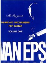 George Van Eps - George Van Eps/Harmonic Mechanisms-Gtr Vol 1 Music Book