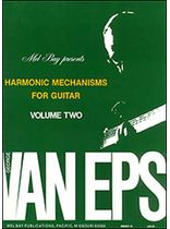 George Van Eps - George Van Eps/Harmonic Mechanisms-Gtr Vol 2 Music Book