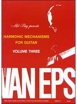 George Van Eps - George Van Eps/Harmonic Mechanisms-Gtr Vol 3 Music Book