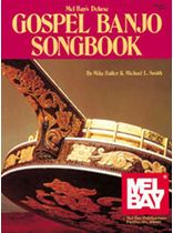 Deluxe Gospel Banjo Songbook Music Book