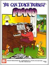 You Can Teach Yourself Piano Music Book