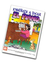You Can Teach Yourself Piano/Spanish Edition Music Book