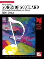 Silverman - Songs of Scotland - Music Book