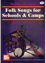 Folk Songs for Schools and Camps - Music Book