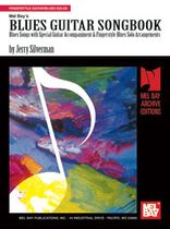 Silverman - Blues Guitar Songbook - Music Book
