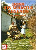 Irish Tin Whistle Legends Music Book