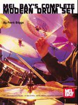 Complete Modern Drum Set Music Book