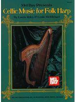 Celtic Music for Folk Harp - Music Book