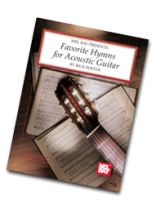 Rick Foster - Favorite Hymns for Acoustic Guitar Music Book