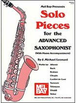 Solo Pieces for the Advanced Saxophonist
