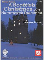 A Scottish Christmas for Hammered Dulcimer Music Book