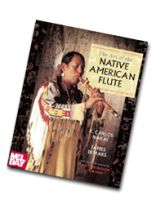 The Art of the Native American Flute - Music Book