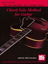 Sal Salvador - Sal Salvador/Chord Solo Method for Guitar - Music Book