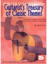 David Allan Coe - Guitarist's Treasury of Classic Themes Music Book