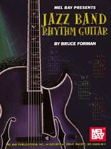 Jazz Band Rhythm Guitar Music Book