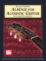Albeniz for Acoustic Guitar Music Book