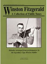 Paul Cranford - Winston Fitzgerald: A Collection of Fiddle Tunes Music Book