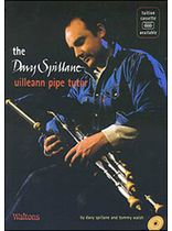 Davy Spillane Uilleann Pipe Tutor Music Book
