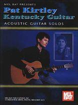 Pat Kirtley - Pat Kirtley - Kentucky Guitar - Music Book