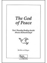 Richard Lloyd - The God of Peace Music Book