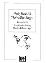 Richard Lloyd - Hark! How All the Welkin Rings! Music Book