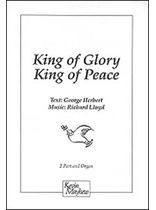 Richard Lloyd - King of Glory, King of Peace Music Book