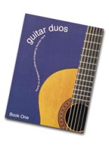 Vaux - Guitar Duos Book One Music Book