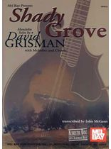 David Grisman - Shady Grove Mandolin Solos Music Book