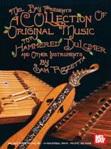 Sam Rizzetta - A Collection of Original Music for Hammered Dulcimer and Other Instruments Music Book