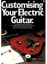 Adrian Legg - Customizing Your Electric Guitar - Music Book