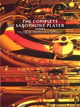 Raphael Ravenscroft - The Complete Saxophone Player Book 1 Music Book