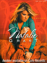 Natalie Grant - Awaken Music Book